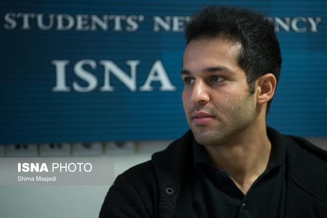 نظرپور: مصدومیتم در باکو تشدید شد، احتیاج شیرجه مربی خارجی است