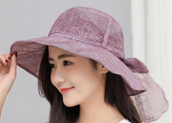 مدل هایی زیبا و جدید از کلاه تابستانی دخترانه