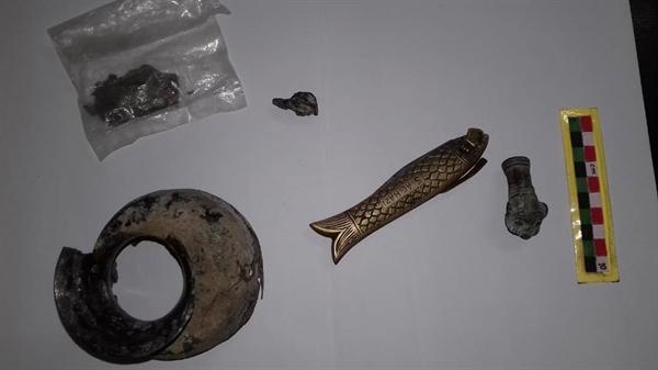 کشف محموله اشیای تاریخی در گمرک خرمشهر