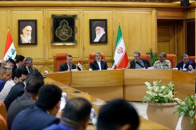 وزیر کشور: تفاهم نامه ایران و عراق به برگزاری باشکوه تر اربعین یاری می نماید