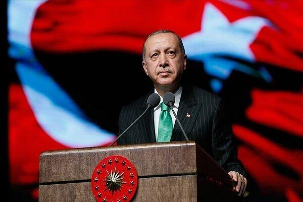 اردوغان: به تهدیدات غرب علیه ترکیه گوش نمی کنیم