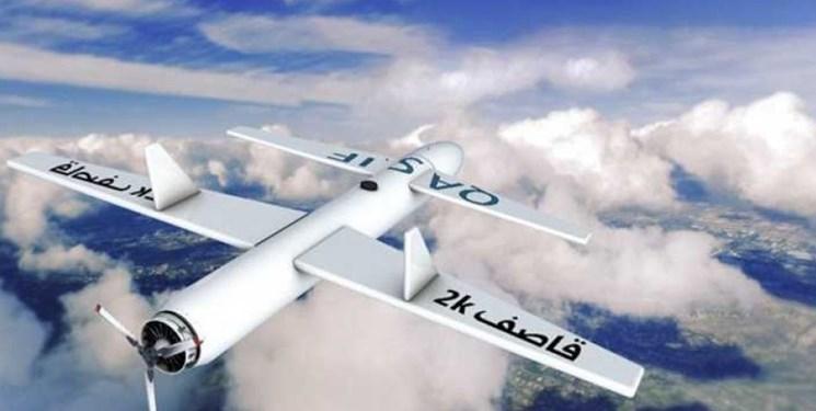 حمله گسترده پهپادی نیرو های یمنی به فرودگاه نجران عربستان