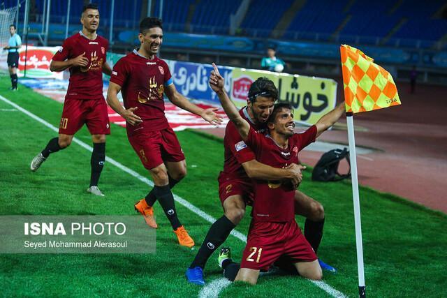 سومین پیروزی پیاپی گل محمدی و تیمش رقم خورد